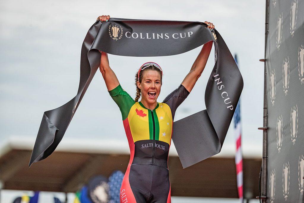 Collins Cup – Ellie Salthouse