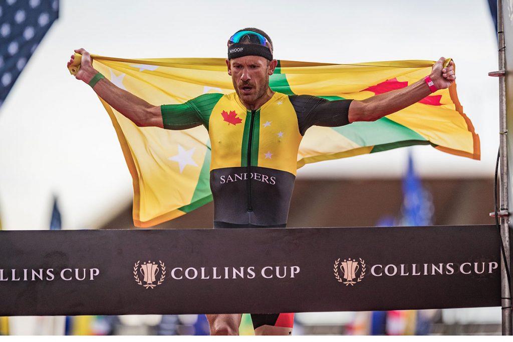 Collins Cup – Lionel Sanders