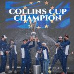 Team Europe Win Collins Cup