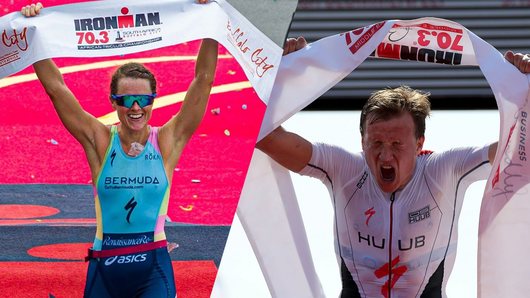 Flora Duffy / Kristian Blummenfelt - Ironman