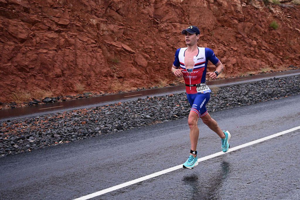 Gustav Iden - 2021 Ironman 70.3 World Championship Run