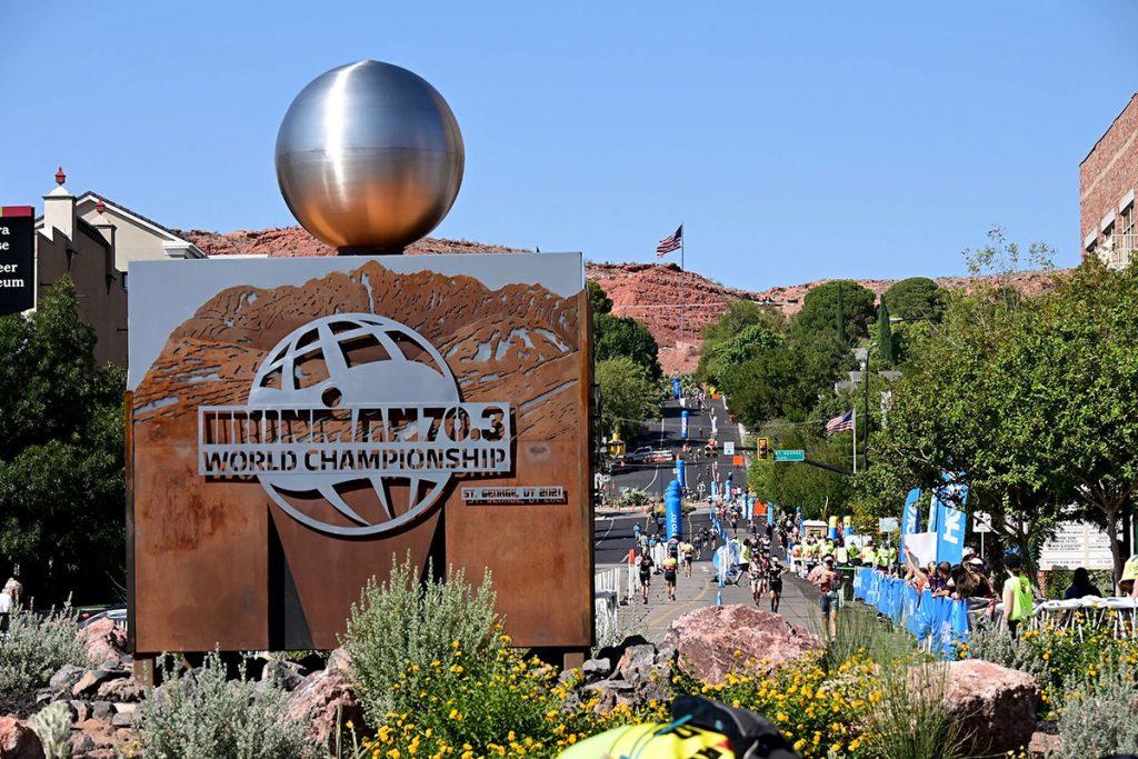Ironman World Championship St George - Sculpture