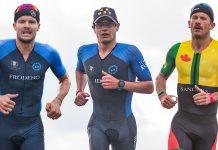 Ironman California - Jan Frodeno, Gustav Iden, Lionel Sanders